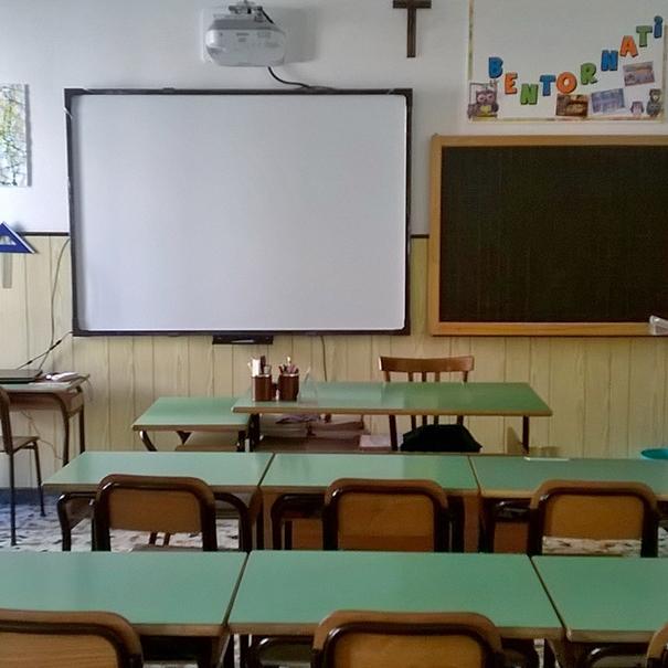 Scuola primaria san francesco di sales san polo for Scuola arredatore d interni